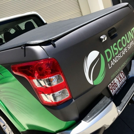 Sunshine Coast Vehicle Wrap